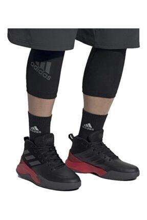 adidas Erkek Siyah Basketbol Ayakkabısı 1