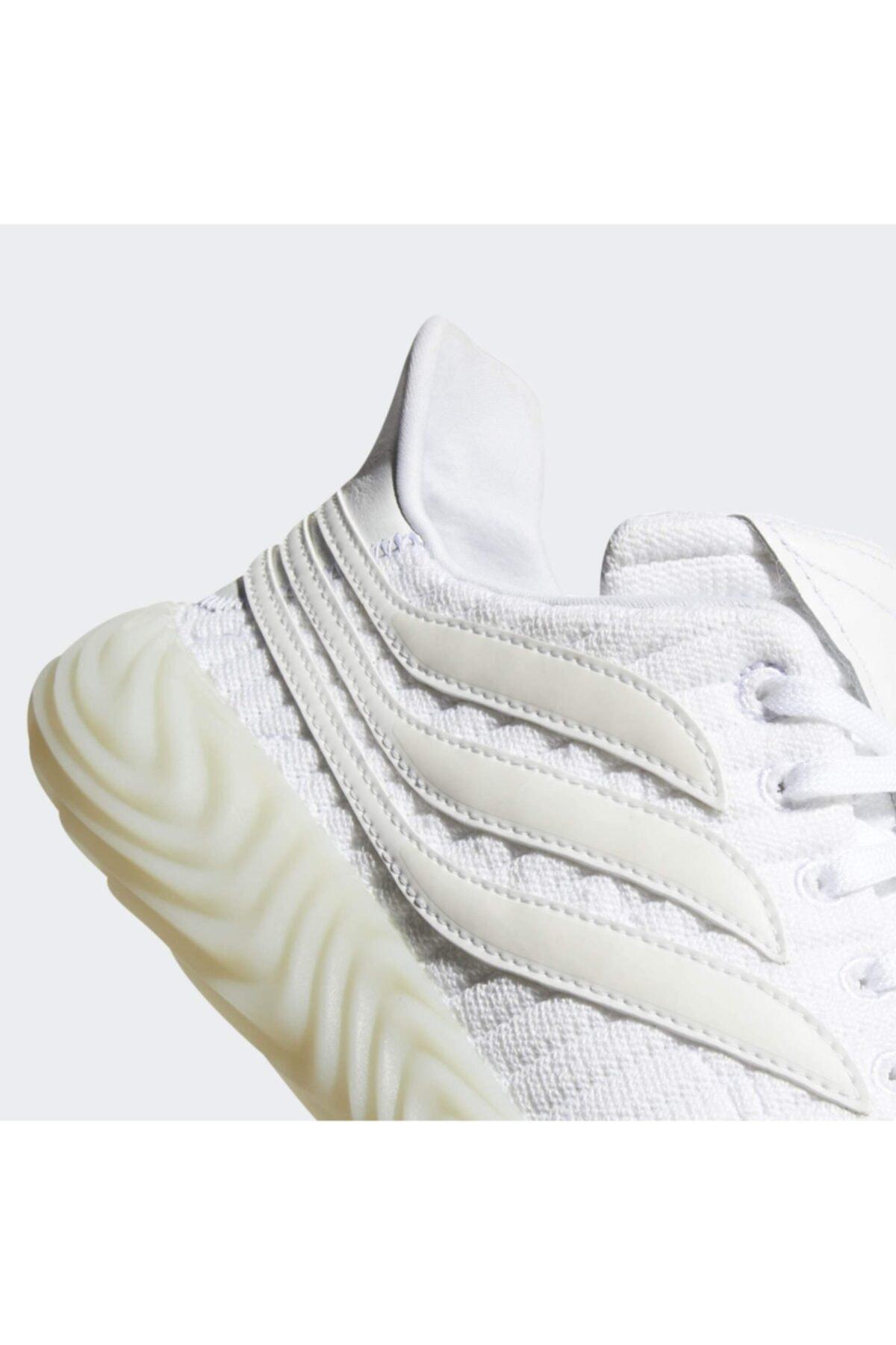 adidas Unisex Beyaz Spor Ayakkabı
