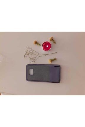 Jopus Samsung Galaxy Note 5 Kılıf Yanları Taşlı Simliı Silikon Kılıf Siyah 0