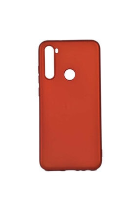 Nokta Xiaomi Redmi Note 8t - Kılıf Mat Soft Pürüzsüz Silikon Kılıf + Ekran Koruyucu Hediye - 0