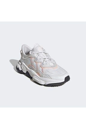 adidas Unisex Beyaz Ozweego J Spor Ayakkabı 3