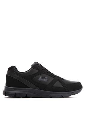 Slazenger Pera Koşu & Yürüyüş Erkek Ayakkabı Siyah 0