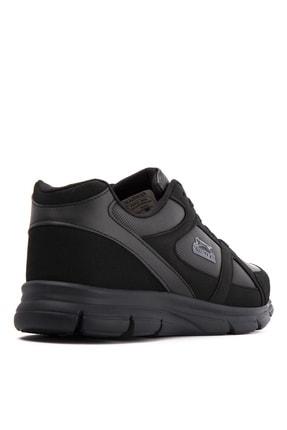 Slazenger Pera Koşu & Yürüyüş Erkek Ayakkabı Siyah 2