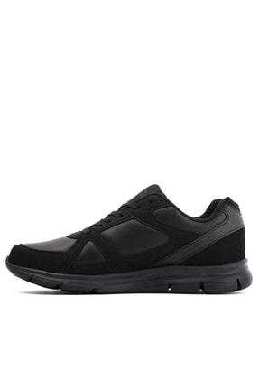 Slazenger Pera Koşu & Yürüyüş Erkek Ayakkabı Siyah 3