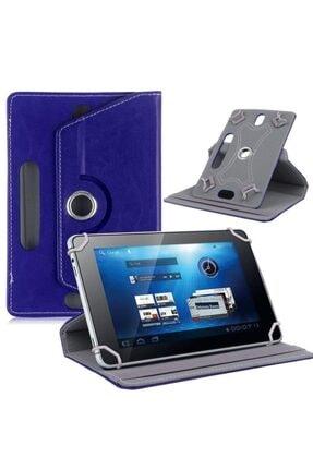 Universal Asus Memo Pad Me170c-1b016a Standlı Ve 360° Dönebilen Tablet Kılıfı 7'' 0