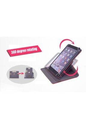 Universal Asus Memo Pad Me170c-1b016a Standlı Ve 360° Dönebilen Tablet Kılıfı 7'' 1