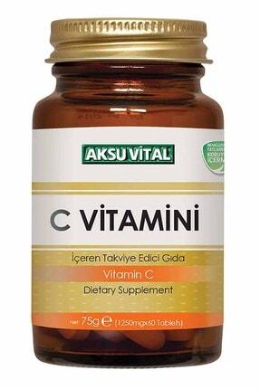 Aksu Vital C Vitamini 1250mg 60 Tablet 0