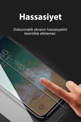 sepetzy Samsung Galaxy M31 Temperli Kırılmaz Cam Ekran Koruyucu 3'lü Paket 3