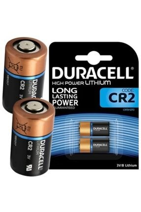 Duracell Cr2 3 Volt Lithium Pil 2li Paket 0