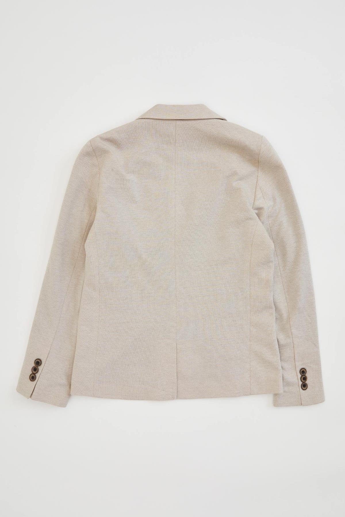 Defacto Erkek Çocuk Blazer Ceket 3