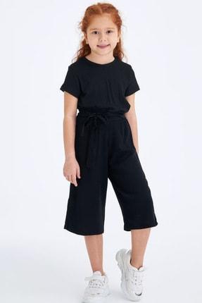 Defacto Beli Kuşaklı Culotte Pantolon 0