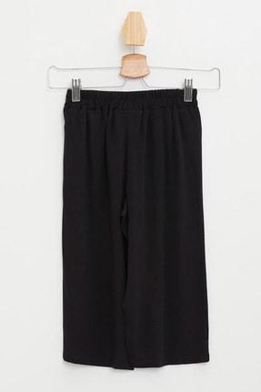 Defacto Beli Kuşaklı Culotte Pantolon 4
