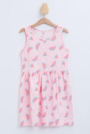 Defacto Baskılı Kolsuz Örme Elbise 3