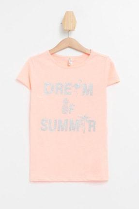 Defacto Baskılı Kısa Kollu T-shirt 3