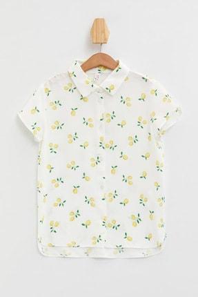 Defacto Baskılı Kısa Kollu Gömlek 3