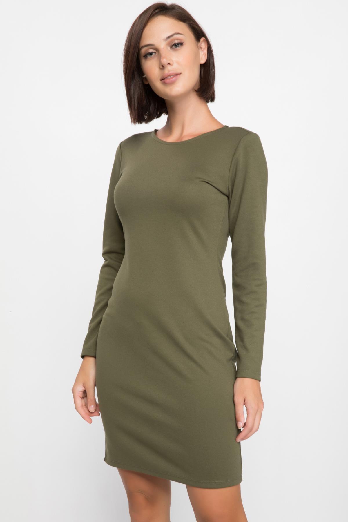 Defacto Kadın Uzun Kollu Basic Elbise J9518AZ.18AU.KH215 0