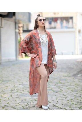 NİLMARK Kadın Vizon Yüksel Belli Toparlayıcı Kalıp Pantolon 0