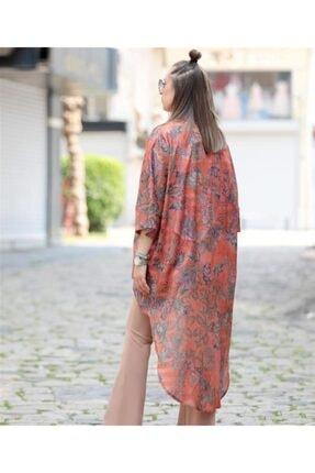 NİLMARK Kadın Vizon Yüksel Belli Toparlayıcı Kalıp Pantolon 3