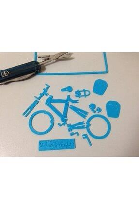 AldımGeldi Bisiklet Dekoratif Biblo Dekor 3