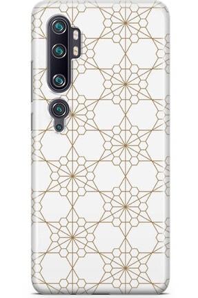 Zipax Huawei Honor 20 Kılıf Geometrik Renkler Desenli Baskılı Silikon Kılıf 3