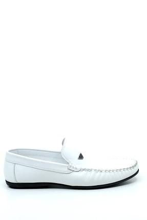 Tekin Ayakkabı Erkek Beyaz Casual Ayakkabı 1