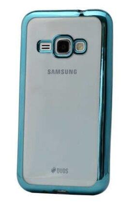 Dijimedia Galaxy J1 2016 Kılıf Lazer Kaplama Silikon 0