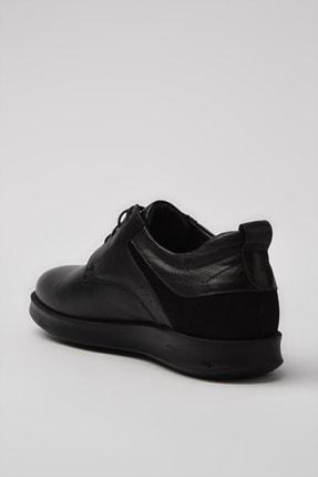 Yaya by Hotiç Hakiki Deri Erkek Sıyah Casual Ayakkabı 02AYY602900A100 1