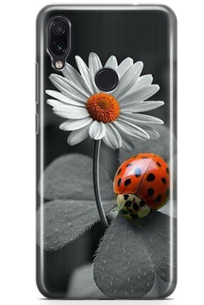 Zipax Samsung Galaxy S20 Ultra Uğur Böceğim Desenli Baskılı Silikon Kılıf 2