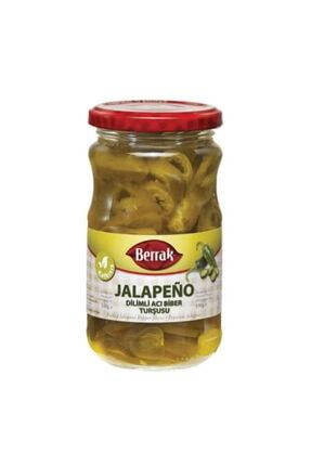 Berrak Jalapeno Acı Biber Turşusu 340 g 0