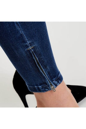 Only Kadın Mavi Onlkendell Reg An Sk Dnm Guabj11334 Noos Jeans 2