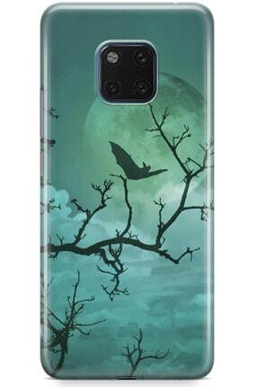 Zipax Samsung Galaxy M11 Kılıf Gecenin Aşkı Desenli Baskılı Silikon Mel-109519 1