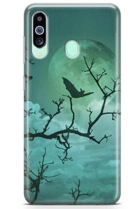 Zipax Samsung Galaxy M11 Kılıf Gecenin Aşkı Desenli Baskılı Silikon Mel-109519 3