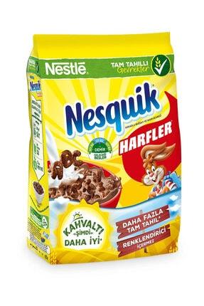 Nesquik Harfler Çikolatalı Tahıl Gevreği 310 G 0