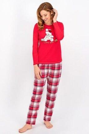 Arnetta Aile Seti Anne Kız Uzun Kol Pijama Takımı ( Fiyatlar Ayrı Ayrıdır ) 1