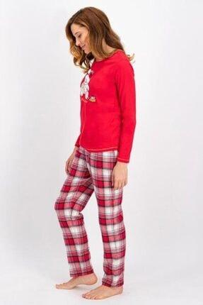 Arnetta Aile Seti Anne Kız Uzun Kol Pijama Takımı ( Fiyatlar Ayrı Ayrıdır ) 3