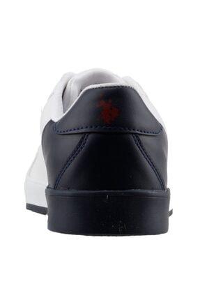 US Polo Assn Erkek Lacivert Ayakkabı 1