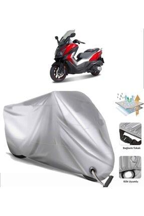 CoverPlus Sym Cruisym 250i Motosiklet Brandası (bağlantı Ve Kilit Uyumlu) 0