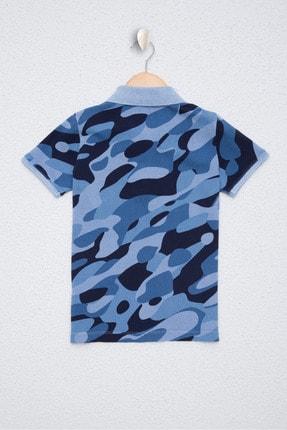 US Polo Assn Mavi Erkek Çocuk T-Shirt 1