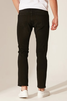 Erkek Siyah Rodeo Regular Fit Jeans 0W0955Z8