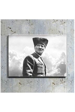 mağazacım Atatürk Portre (40x60 Cm) Kanvas Tablo Tbl1225 0