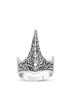 Gumush Gümüş Okçu Zihgir Yüzüğü 0