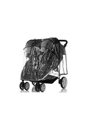 Britax Romer Double Bebek Arabası Yağmurluk 2