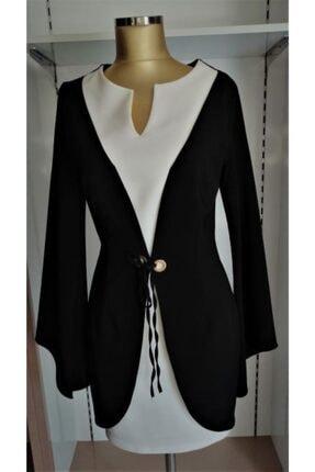 Zoi Kadın Siyah Elbise 0