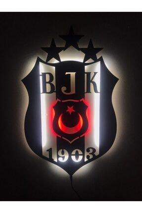 dekoraven Beşiktaş Led Işıklı Tablo 0