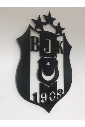 dekoraven Beşiktaş Led Işıklı Tablo 4