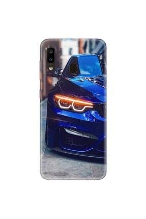 albatech Samsung Galaxy M20 Kılıf Araba Desenli Kapak Stok At-3 0