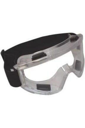 ISGOKULU Baymax Grand S550 Şeffaf Koruyucu Çapak Işçi Gözlüğü 0