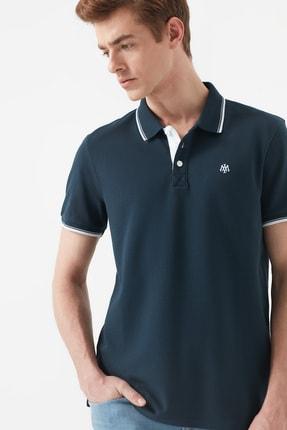 Mavi Lacivert Polo Tişört 0