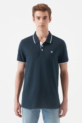 Mavi Lacivert Polo Tişört 1
