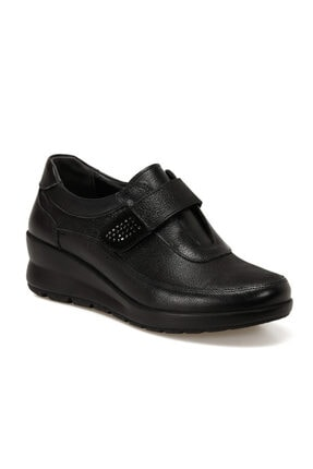 Polaris 103162PZ Siyah Kadın Comfort Ayakkabı 100555574 0